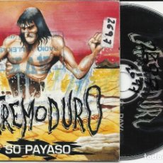 CDs de Música: EXTREMODURO.- SO PAYASO. CD SINGLE PROMO.- RARO. Lote 262671470