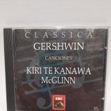 CD di Musica: CD6736 CLÁSICA GERSHWIN SEGUNDA MANO. Lote 262735255