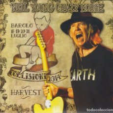 "CDs de Música: NEIL YOUNG "" COLLISIONI HARVEST 2014 "" 2 CD DIGIPACK. Lote 262796120"