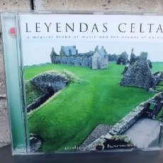 CDs de Música: LEYENDAS CELTAS-CD NATURE'S HARMONY STEPHEN SINGER MUSICA CELTA. Lote 262819975