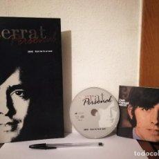 CDs de Música: CD ORIGINAL - JOAN MANUEL SERRAT - CATALUÑA - PERSONAL 1969 - COM HO FA EL VENT. Lote 262824010