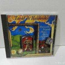 CDs de Música: DISCO CD. TARAF DE HAÏDOUKS – HONOURABLE BRIGANDS, MAGIC HORSES AND EVIL EYE. COMPACT DISC.. Lote 262831855