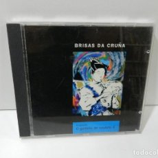 CDs de Música: DISCO CD. BRISAS DA CRUÑA – O GAITERO DE SAUTELO. COMPACT DISC.. Lote 262832200
