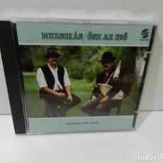 CDs de Música: DISCO CD. MUZSIKÁS – ŐSZ AZ IDŐ. COMPACT DISC.. Lote 262833155