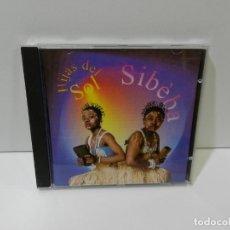 CDs de Música: DISCO CD. HIJAS DEL SOL – SIBEBA. COMPACT DISC.. Lote 262834540