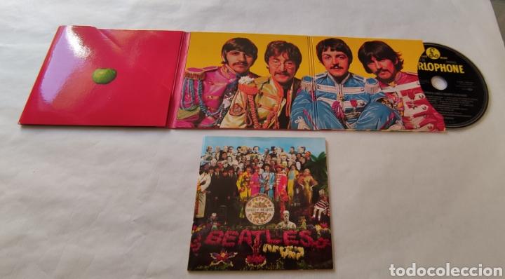 CDs de Música: THE BEATLES---SGT. PEPPER,S LONELY HEARTS CLUB BAND - Foto 3 - 262853485