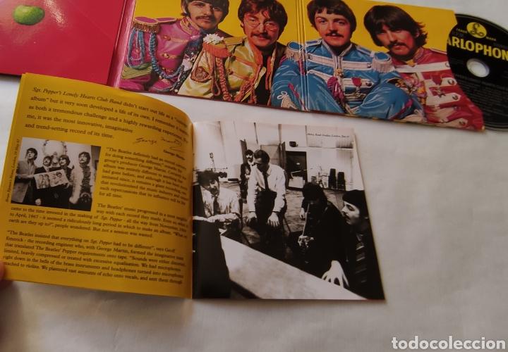 CDs de Música: THE BEATLES---SGT. PEPPER,S LONELY HEARTS CLUB BAND - Foto 4 - 262853485