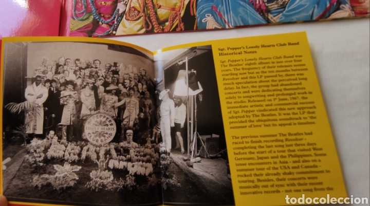 CDs de Música: THE BEATLES---SGT. PEPPER,S LONELY HEARTS CLUB BAND - Foto 7 - 262853485
