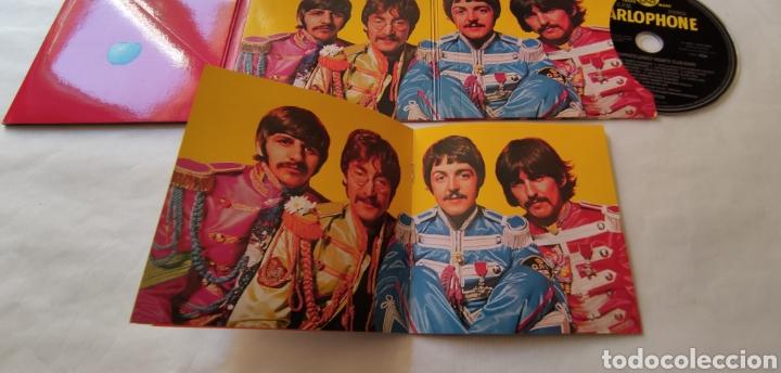 CDs de Música: THE BEATLES---SGT. PEPPER,S LONELY HEARTS CLUB BAND - Foto 8 - 262853485