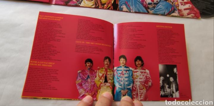 CDs de Música: THE BEATLES---SGT. PEPPER,S LONELY HEARTS CLUB BAND - Foto 10 - 262853485