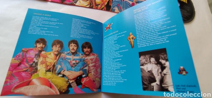CDs de Música: THE BEATLES---SGT. PEPPER,S LONELY HEARTS CLUB BAND - Foto 11 - 262853485
