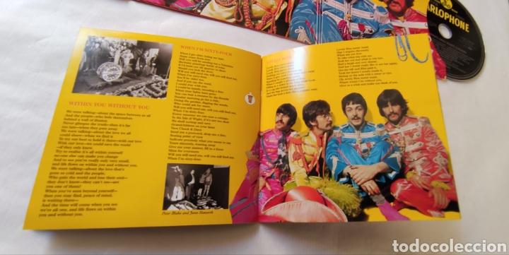CDs de Música: THE BEATLES---SGT. PEPPER,S LONELY HEARTS CLUB BAND - Foto 12 - 262853485