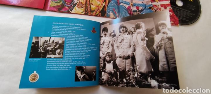 CDs de Música: THE BEATLES---SGT. PEPPER,S LONELY HEARTS CLUB BAND - Foto 13 - 262853485