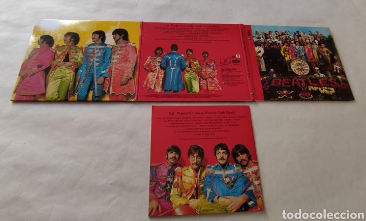 CDs de Música: THE BEATLES---SGT. PEPPER,S LONELY HEARTS CLUB BAND - Foto 2 - 262853485