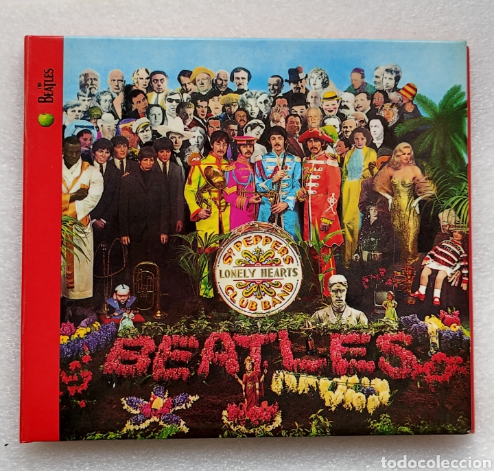 THE BEATLES---SGT. PEPPER,S LONELY HEARTS CLUB BAND (Música - CD's Rock)