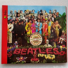 CDs de Música: THE BEATLES---SGT. PEPPER,S LONELY HEARTS CLUB BAND. Lote 262853485