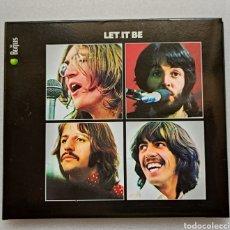 CDs de Música: THE BEATLES---LET IT BE. Lote 262854190