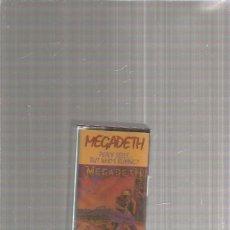 CDs de Música: MEGADETH PEACE SELLS. Lote 262874455