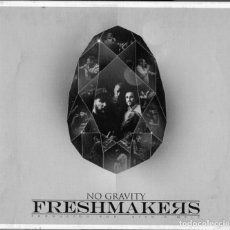 CDs de Música: FRESHMAKERS - NO GRAVITY. Lote 262879385