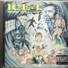 CDs de Música: (NUEVO) ICE - T HOME INVASION EDICIÓN EUROPEA 1993. Lote 262879770