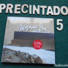 CDs de Música: GRANDES OBRAS BBVA EL PAIS MOZART PRECINTADO Nº 5. Lote 262895165