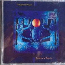 CDs de Música: TANGERINE DREAM – TYRANNY OF BEAUTY (NUEVOS MEDIOS, 1995) /// SANTANA THE DOORS JIMI HENDRIX SCHULZE. Lote 262913830