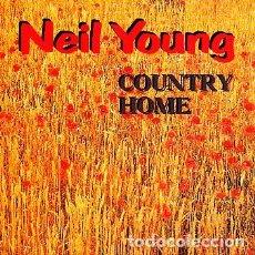 "CDs de Música: NEIL YOUNG "" COUNTRY HOME "" CD. Lote 262916605"