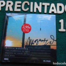 CDs de Música: GRANDES OBRAS BBVA EL PAIS MOZART PRECINTADO Nº 16. Lote 262931795