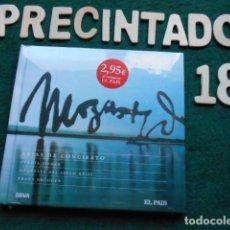 CDs de Música: GRANDES OBRAS BBVA EL PAIS MOZART PRECINTADO Nº 18. Lote 262932615