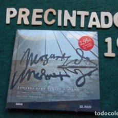 CDs de Música: GRANDES OBRAS BBVA EL PAIS MOZART PRECINTADO Nº 19. Lote 262932660