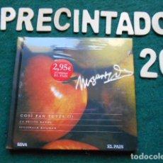 CDs de Música: GRANDES OBRAS BBVA EL PAIS MOZART PRECINTADO Nº 20. Lote 262932715