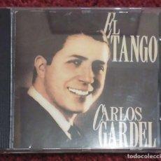 CD di Musica: CARLOS GARDEL (EL TANGO) CD 1990. Lote 262936880