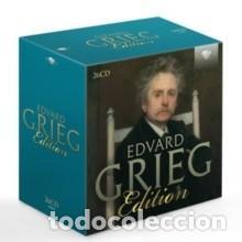 EDVARD GRIEG (25 CDS) (Música - CD's Clásica, Ópera, Zarzuela y Marchas)