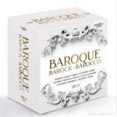 CDs de Música: BAROQUE (25 CDS). Lote 263013725