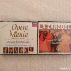 CDs de Música: MUSICA - OPERA Y ZARZUELA. Lote 263013855