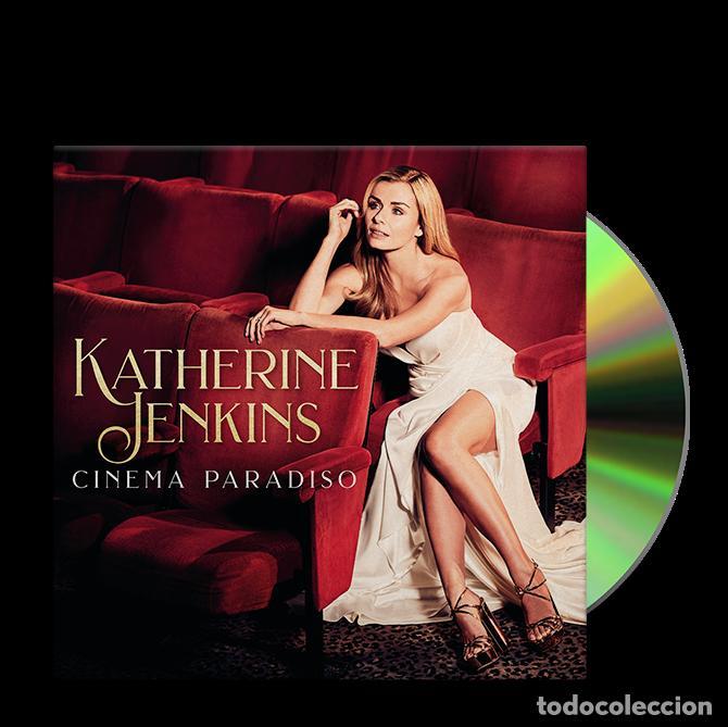 KATHERIN JENKINS: CINEMA PARADISO (Música - CD's Clásica, Ópera, Zarzuela y Marchas)