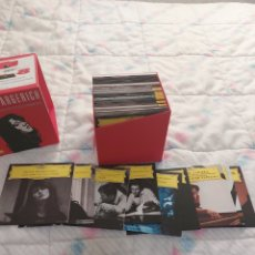 CDs de Música: MARTHA ARGERICH COMPLETE RECORDINGS. Lote 263022200