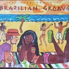CDs de Música: CD / VARIOS ARTISTAS - BRAZILIAN GROOVE, 2003. Lote 263022650
