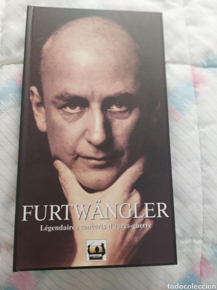 FURTWANGLER LEGENDARY CONCERTS D' APRES-GUERRE (Música - CD's Clásica, Ópera, Zarzuela y Marchas)