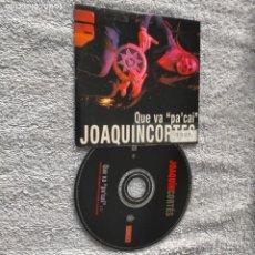 CDs de Música: JOAQUIN CORTES CD SINGLE PROMOCIONAL. Lote 263077070