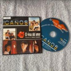 CDs de Música: CD LOS CAÑOS SINGLE - PROMOCIONAL. Lote 263077955