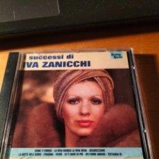 CDs de Música: RAR CD.IVA ZANICCHI. I SUCCESSI DI.REPLAY MUSIC. Lote 263099695