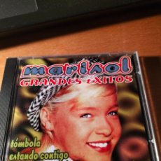 CDs de Música: RAR CD. MARISOL. GRANDES ÉXITOS. Lote 263099800
