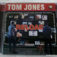 CDs de Música: TOM JONES - RELOAD. Lote 263117380