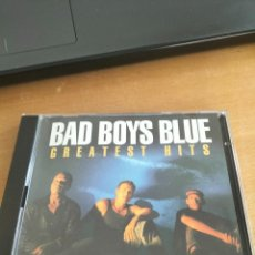 CDs de Música: RAR 2 CD'S. BAD BOYS BLUE. GREATEST HITS. Lote 263120900