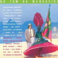 CDs de Música: ANTONIO CARLOS JOBIM – NO TOM DA MANGUEIRA - NUEVO Y PRECINTADO. Lote 263126190