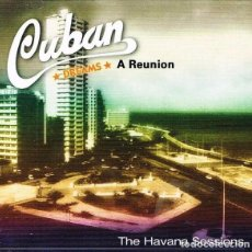 CDs de Música: CUBAN DREAMS BAND – A REUNION: THE HAVANA SESSIONS - NUEVO Y PRECINTADO. Lote 263128320