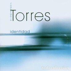 CDs de Música: JUAN PABLO TORRES – IDENTIDAD - NUEVO Y PRECINTADO. Lote 263128870