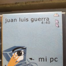 CDs de Música: JUAN LUIS GUERRA CD SINGLE. Lote 263129265