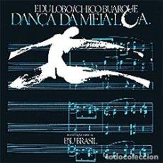 CDs de Música: EDU LOBO / CHICO BUARQUE PARTICIPAÇAO ESPECIAL PAU BRASIL – DANÇA DA MEIA LUA - NUEVO Y PRECINTADO. Lote 263130875